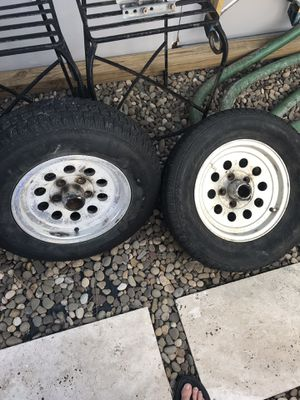 Aluminum rims for Sale in Pompano Beach, FL