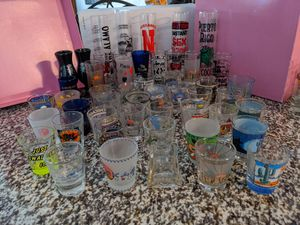 Shot glass collection for Sale in Maryland Heights, MO