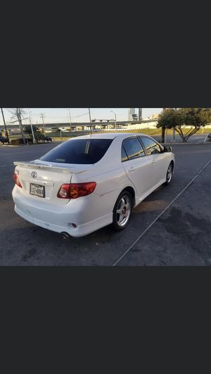 Toyota Corolla s 2009 for Sale in Dallas, TX