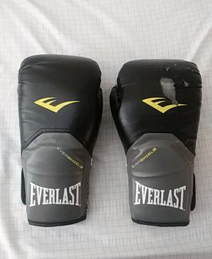 Everlast training gloves for Sale in Minneapolis, MN