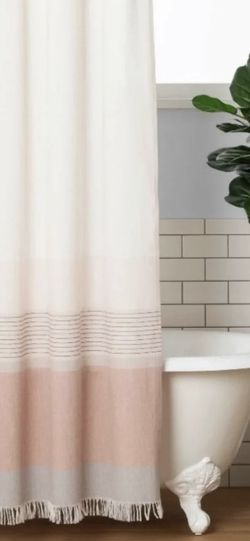 Hearth And Hand With Magnolia Shower curtain for Sale in Gardena,  CA
