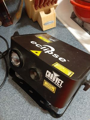 laser projector party light for Sale in Elgin, IL