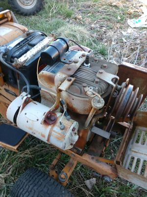 Montgomery ward 15 garden tractor for Sale in Arvada, CO