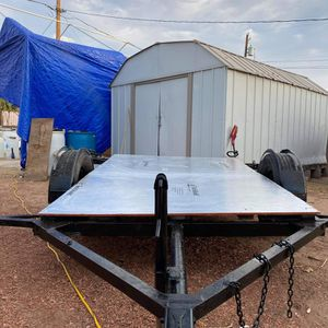 Trailer 5x8 With title for Sale in Tolleson, AZ