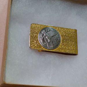 2 Gram Fine Silver Money Clip for Sale in Portland, OR