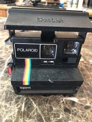 Vintage Polaroid Camera in Good Working Condition for Sale in Pittsburgh, PA