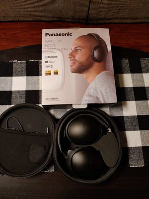 Panasonic hi-res noise cancelling headphones for Sale in Phoenix, AZ