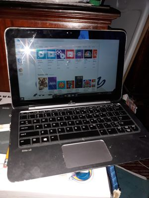 HP elite x2 1011 g1 two-on-one laptop for Sale in Stockton, CA