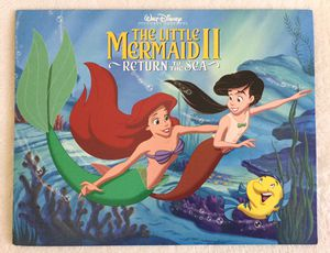 The Little Mermaid II Lithographs / Set of 4 ~ Check out my Page 😊 for Sale in Fresno, CA