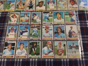 Topps 1979 Baseball Cards for Sale in Phoenix, AZ