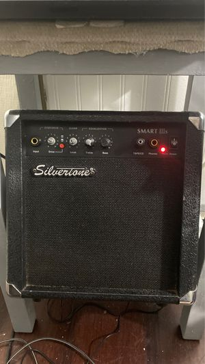 Guitar amp Silverstone for Sale in Hacienda Heights, CA