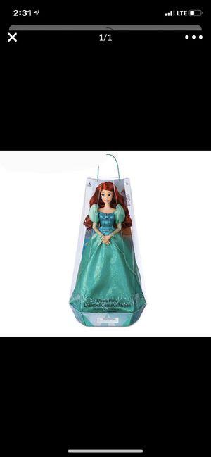 Ariel Princess diamond collection doll for Sale in Carson, CA