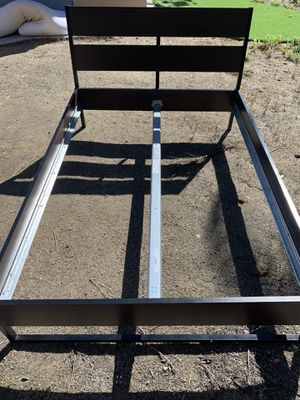 Full bed frame from Ikea for Sale in Escondido, CA