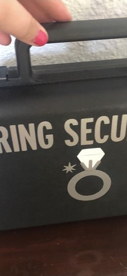 Ring Barrer Wedding Ring Security for Sale in San Jose,  CA