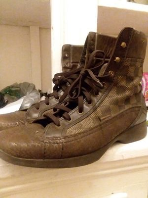 Louis Vuitton Boots...size 10 1/2 Us for Sale in Cleveland, OH