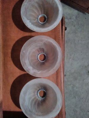 Light fixture covers for Sale in Dallas, TX