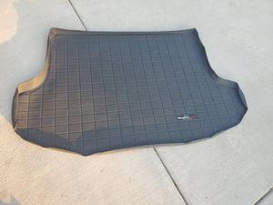 ORIGINAL ALL WEATHER TECQ INFINITY QX CARGO TRUNK LINER QUALITY EXCELLENT CONDITION MAY FIT NISSAN for Sale in Colton, CA