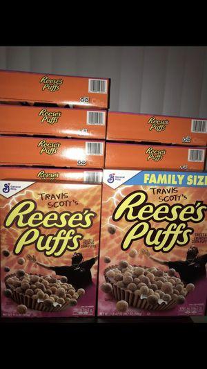 Travis Scott Reese's Puffs for Sale in Temecula, CA