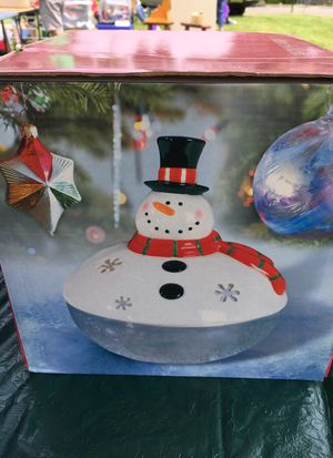 Snowman jar for Sale in Pittsburgh, PA