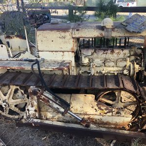 1939 Caterpillar R2 Dozer With Hydraulic Blade. for Sale in Norco, CA