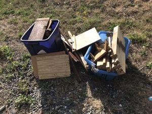 Free Bon fire wood for Sale in Tacoma, WA