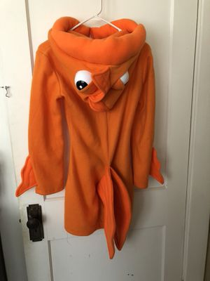 Goldfish Adult Orange Halloween Costume for Sale in Pittsburgh, PA