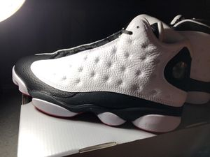 Jordan new 13 He got game for Sale in Reedley, CA