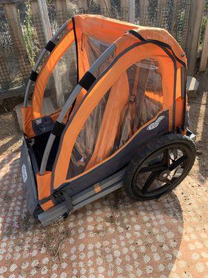 Bike trailer stroller for Sale in Lakeside, CA
