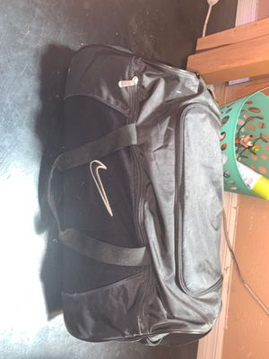 Black Nike Duffle Bag for Sale in Lakewood, CA