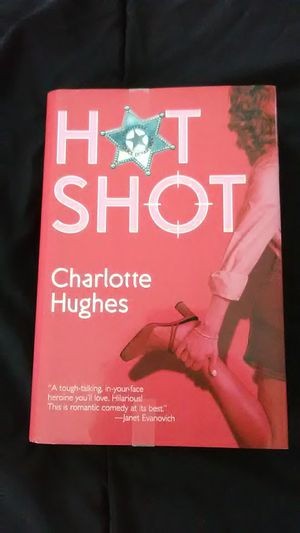 Hot shot-hard cover book for Sale in Auburn, IN