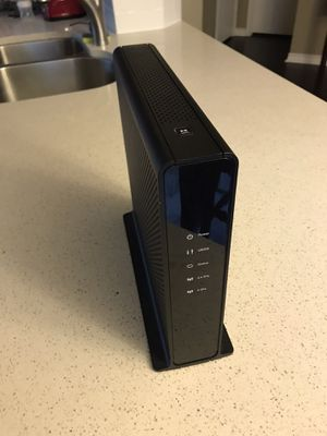 Cable Modem combo 5g WiFi router for Sale in McKinney, TX
