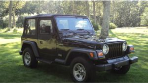 Great Shape.4WDWheels 1998 Jeep Wrangler 1900 for Sale in South Charleston, WV
