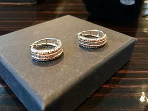 Kay's diamond earrings for Sale in PA, US