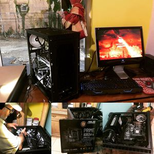 Gaming computer masters for Sale in Miami, FL