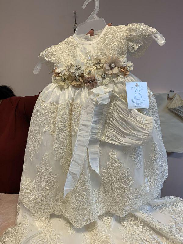 Baptized dress