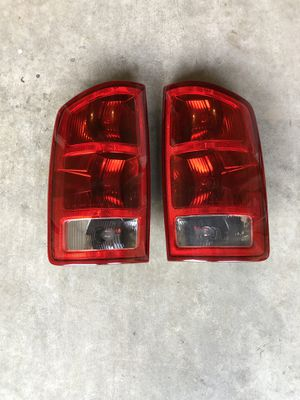 2006 Dodge 2500 Tail Lights for Sale in Mill Creek, WA