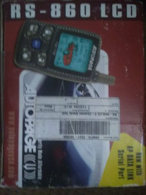 Keyless car truck security remote start system for Sale in Grand Junction, CO