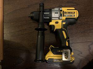 Dewalt 20v XR hammer drill 3 speed for Sale in Washington, DC