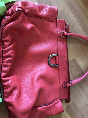 Coral red Gucci tote for Sale in Rancho Cordova, CA