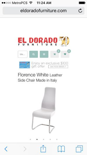 "El dorado 24"" bar stools new out the box for Sale in Miami, FL"