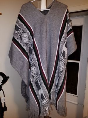 Poncho - handmade for Sale in Lancaster, PA