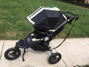 City elite baby jogger stroller in great shape for Sale in Fairfax, VA