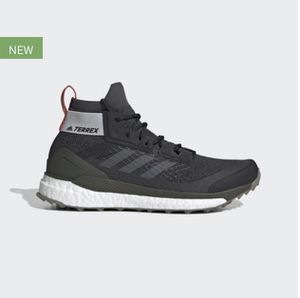 Adidas Boost, Terrex Free Hiker, M's 10.5 for Sale in Portland, OR