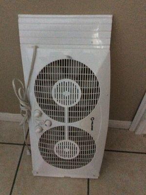window fan for Sale in Escondido, CA