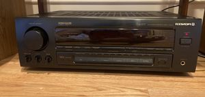 Pioneer surround sound receiver an 2 Infinity speakers for Sale in Woodinville, WA