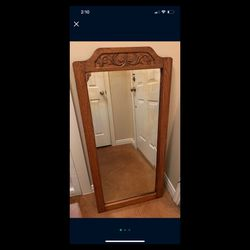 Antique mirror for Sale in West,  TX