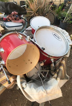 Child drum set for Sale in Riverside, CA