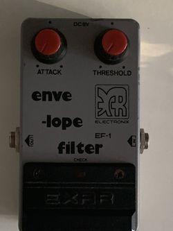 Exar Ef-1 Envelope Filter Guitar Effect Pedal Vintage Rare for Sale in Costa Mesa,  CA