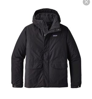Black medium Patagonia jacket for Sale in NJ, US