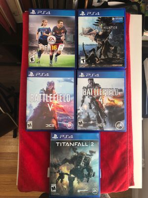 PS4 Games for Sale in South San Francisco, CA